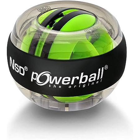 Powerball The Original, Attrezzo Allenamento Mani Autostart, Trasparente (Transparent)