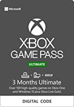 Xbox Game Pass Ultimate: 3 Month Membership [Digital Code]