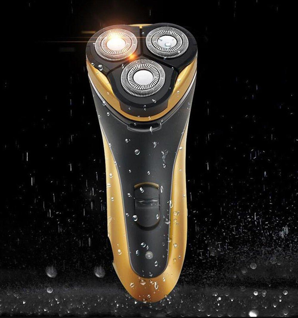 DUYX Máquina de Afeitar eléctrica, Cuchillo de Barba Inteligente ...