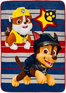Paw Patrol 'Paw Buddies' Plush Throw Blanket