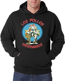 TRVPPY Herren Hoodie Kapuzenpullover Modell Los Pollos Hermanos, in vielen versch. Farben