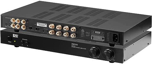 OSD Audio 150W Class D Stereo Power Amplifier – 2 Channel A/B Switch, XMP300