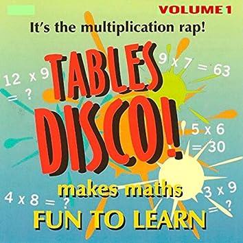 Tables Disco, Vol. 1