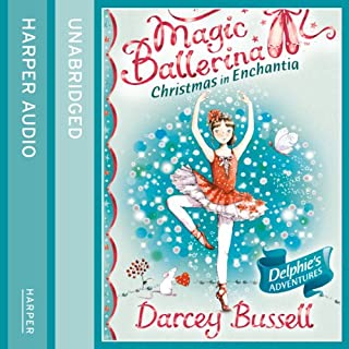 Christmas in Enchantia     Magic Ballerina              By:                                                                                                                                 Darcey Bussell                               Narrated by:                                                                                                                                 Helen Lacey                      Length: 1 hr and 17 mins     3 ratings     Overall 4.3