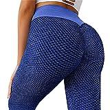 Pantalones de Yoga para Mujer Gym Yoga Pantalon Push Up Butt Lifter Pants Anti-Cellulite Pantalon de Fitness Running Gym Fitness Seamless Jogging