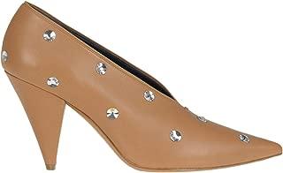CÉLINE Luxury Fashion Womens MCGLCAT000006004I Brown Pumps | Season Outlet