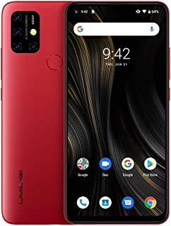 YUN AYS Power 3, 4GB+64GB, Quad Back Cameras, 6150mAh Battery, Face ID & Fingerprint Identification, 6.53 inch Full Screen Android 10 MTK Helio P60 Octa Core up to 2.0GHz, Network: 4G, OTG, NFC, Dual