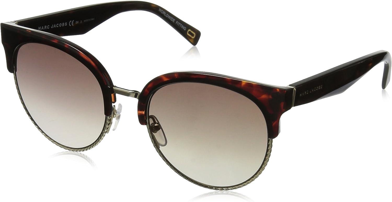 Marc Jacobs Women's Marc170s Round Sunglasses