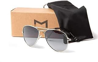 serengeti medium aviator sunglasses henna drivers gradient