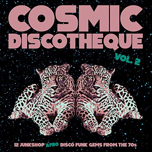 [画像:Cosmic Discotheque Vol.2 [Analog]]