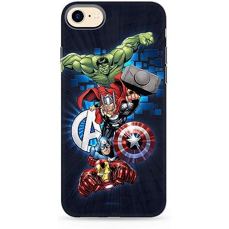 ERT GROUP Original Marvel Coque de Protection pour Avengers 001 IPHONE 7/8 Phone Case Cover