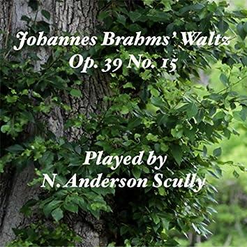 Waltz in A-Flat, Op. 39 No. 15