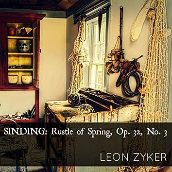 Sinding: Rustle of Spring, Op. 32, No. 3