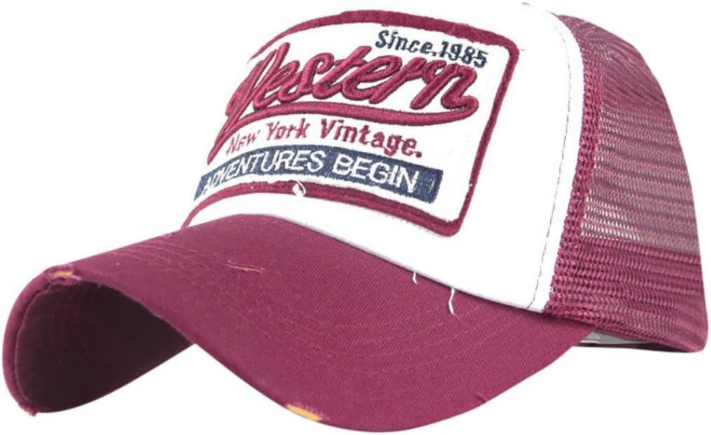 Btruely YE 新品 Unisex Baseball Cap Kappe Einstellbar Basecap Kappe H/üte Hip Hop Cap /…