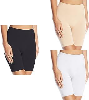 Vassarette Women's Comfortably Smooth Slip Short Panty 12674