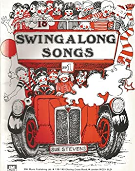 Sheet music Swingalong Songs by Sue Stevens - with Piano accompaniments by Geoffry Russell-S Book