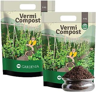 Ugaoo Vermicompost for Plants 10 Kg - Organic Fertilizer & Manure