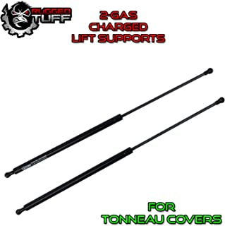 """Rugged TUFF Tonneau Cover Lift Supports Compatible With Tonneau Cover Extended 29-1/2"""", Compressed 17-1/2"""" Lid PM2048 SE12..."""