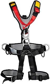 NewDoar Climbing Harness Full Body Harness for Amusement Park & Rock Climbing Expedition