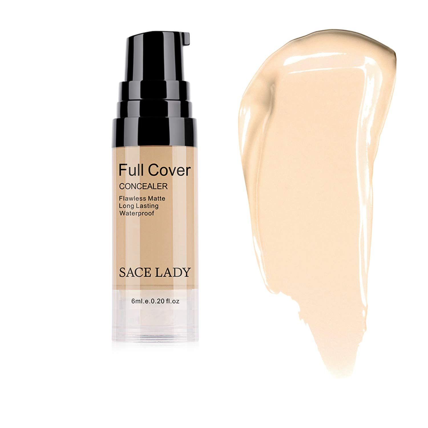 SACE LADY Under Eye 5 ☆ very popular Concealer Makeup Full Coverage safety L Anti-aging