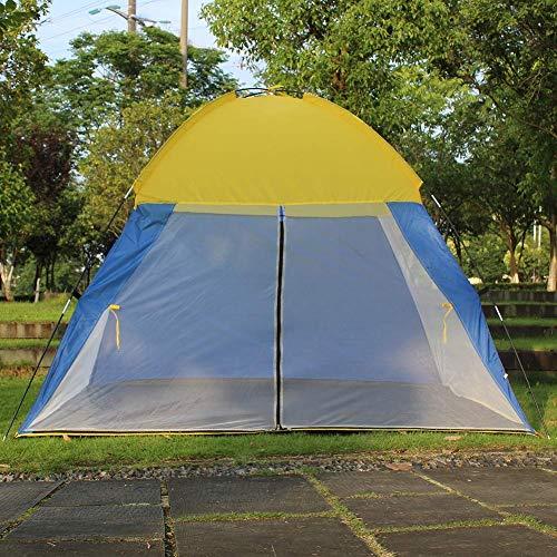ETJar Acampar al aire libre Mosquitera abrigo de la tienda Sun, la persona 3-4 Ampliación de la tienda portable ultraligero itinerante de Montañismo Viajes,200 * 200 * 165cm