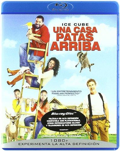 Una Casa Patas Arriba - Bd [Blu-ray]