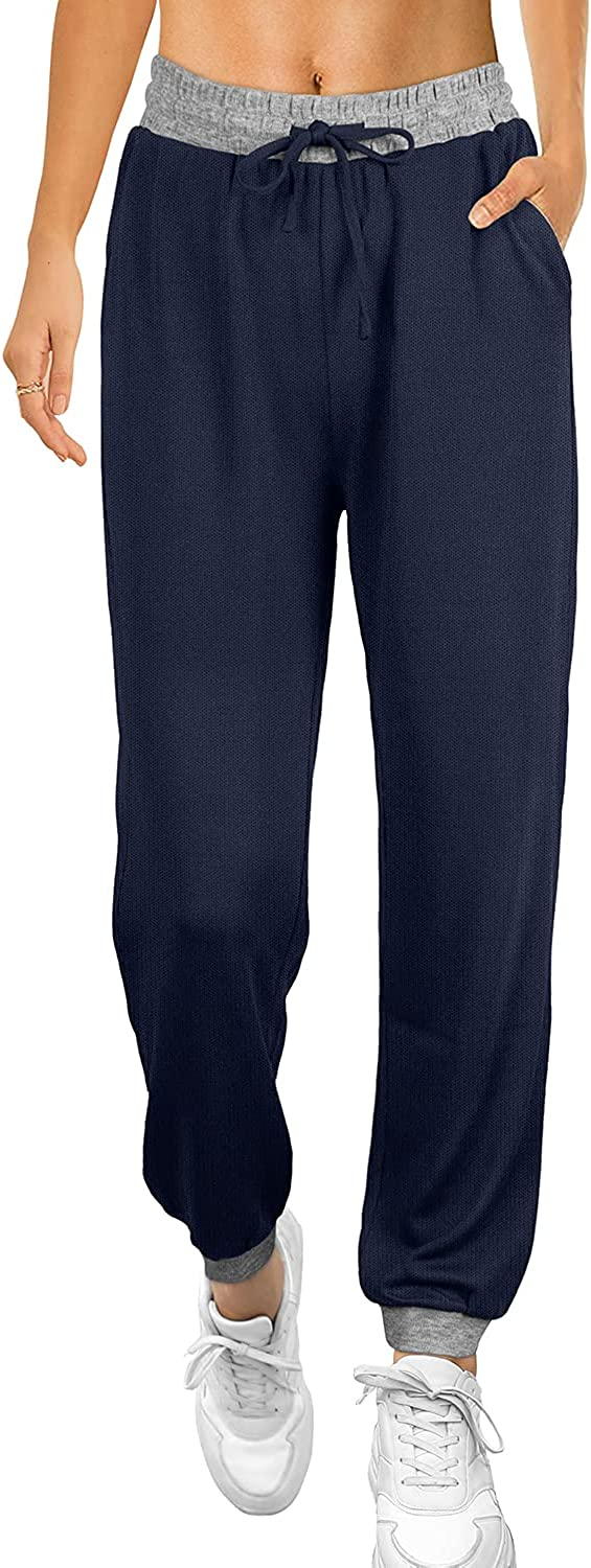 Bofell Sweatpants Ranking TOP1 for Women 5% OFF with Pockets Drawstring Wais Elastic