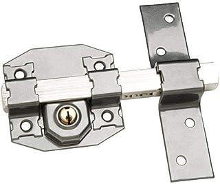 WOLFPACK LINEA PROFESIONAL 3102130 Cerrojo b-6 llave 2 lados de 165mm cilindro redondo de 50mm
