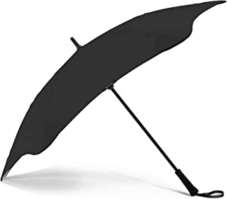 "BLUNT Classic Umbrella with 47"" Canopy and Wind Resistant Radial Tensioning System"