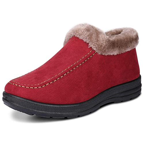 b093883d86c Fleece Lined Shoes: Amazon.com