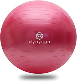 WXYXG Yoga Ball, Thicken Explosion-Proof Gym Ball Child Balance Sports Balls Pregnant Women Midwifery Childbirth Ball (Color : #1, Size : 75cm)