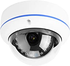 Dome Outdoor Camera, Dome Security Cameras, 15 Infrared LEDs HD Dome Camera Support Remote Viewing IR Night Vision Camera ...