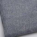YBWBDB Leinwandgewebe wasserdichtes Leinwand Stoff Leinen sehen wasserdicht Polyester Rip-Stop-Stoff für Polster-Blumen-Topf-Dekoration,N