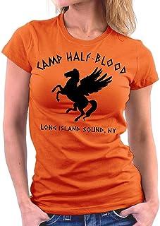 Million Nation, t-shirt da donna Camp camp half-blood