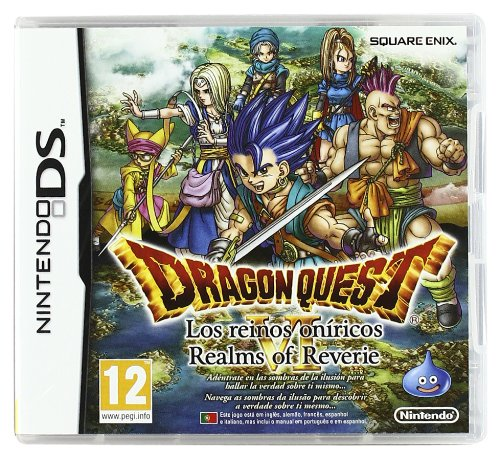 NDS Dragon Quest VI Realms of Reverie