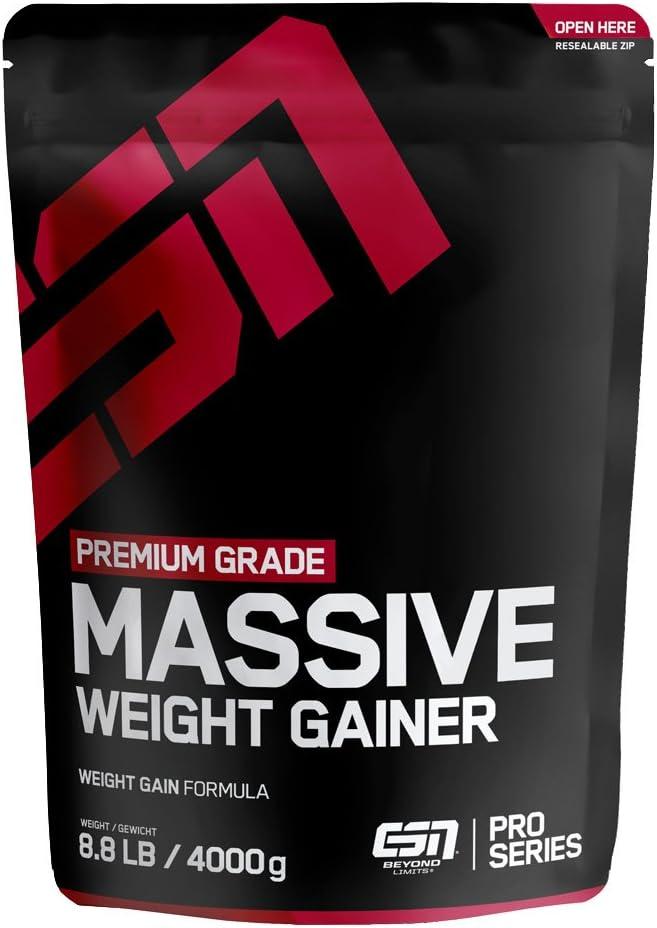 Esn Massive Weight Gainer Chocolate Cream - 4000 gr