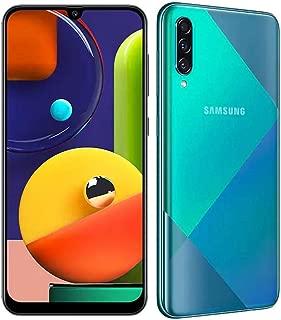 Samsung Galaxy A50s (SM-A507FN/DS) Dual SIM 64GB GSM Unlocked, International Version, No Warranty (Green (Prism Crush Green))