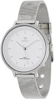 b4b80c7c0 Reloj Marea Mujer B41197/1 Esterilla Blanco
