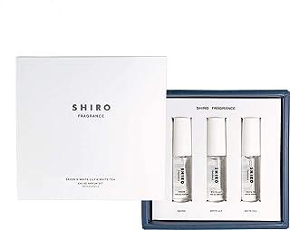 shiro オードパルファンセット 10mL×3本
