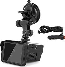 Portable GPS Detector 2 in 1 Car Dashcam Anti Radar Combo Speed Camera 1080P Radar Detector DVR Dash Cam G-Sensor Electron... photo