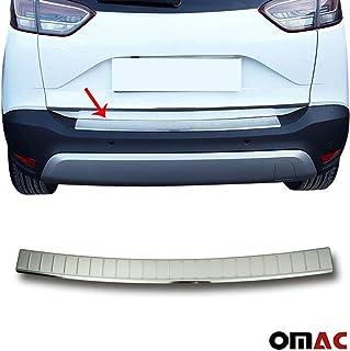 Protezione Paraurti Posteriore Cromata ACCIAIO Opel Crossland X