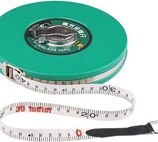 NIUPAN Fiberglass tape measure 10/15/20/30 / 50M tape measure telescopic ruler metric measuring tool
