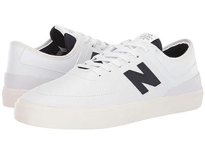 New Balance Numeric 379 (White/Navy) Skate Shoes