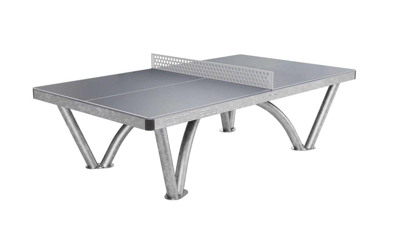鳴り響くパブガイドCornilleau公園アウトドアテーブルテニステーブル?–?スレートカラートップ