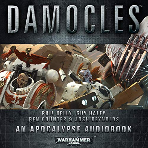Damocles: Warhammer 40,000     Space Marine Battles              By:                                                                                                                                 Phil Kelly,                                                                                        Guy Haley,                                                                                        Ben Counter,                   and others                          Narrated by:                                                                                                                                 Jonathan Keeble                      Length: 15 hrs and 5 mins     179 ratings     Overall 4.6