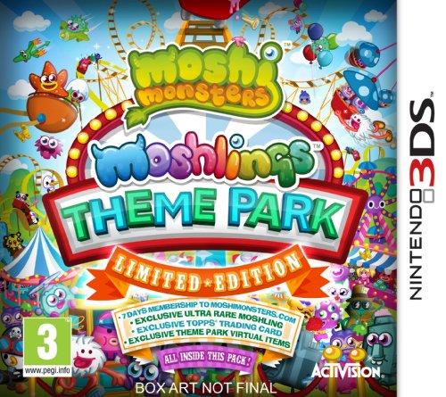 Moshi Monsters: Moshlings Theme Park - Limited Edition (Nintendo 3DS) [UK IMPORT]