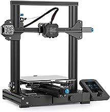 Official Creality Ender 3 V2 Upgraded 3D Printer Integrated Structure Design with Carborundum Glass Platform Silent Mother...