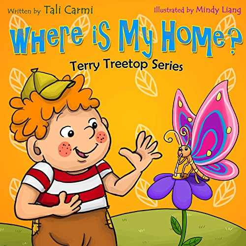 Terry Treetop: Where Is My Home? audiobook cover art