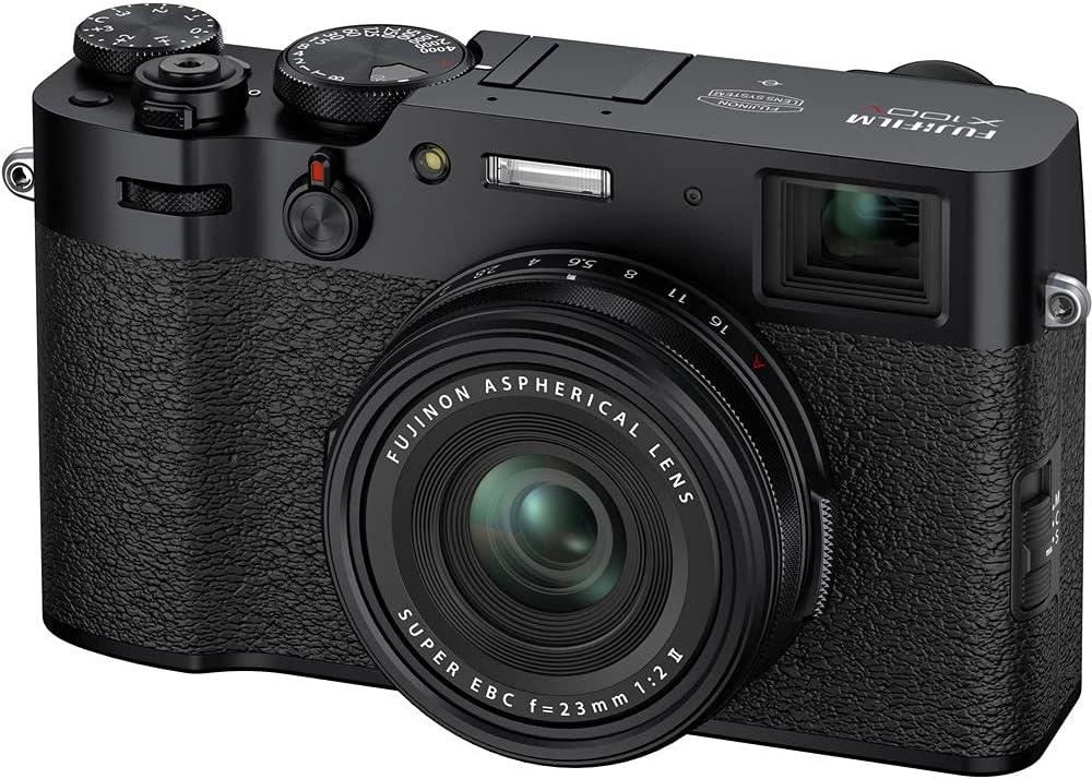Best Overall: Fujifilm X100V