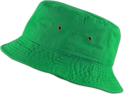 Bucket Hat Cap Cotton Fishing  Brim Visor Sun Safari Summer Men Camping NG